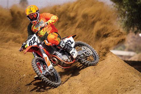 motocross race mxa motocross race test 2018 ktm 450sxf motocross