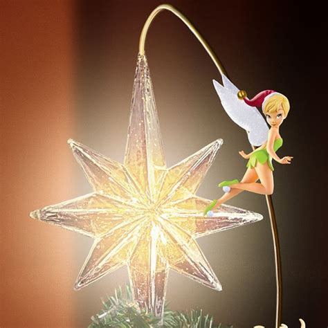 disney holiday treasures christmas tree topper