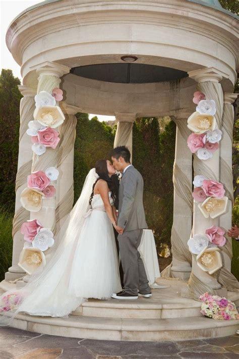 San Jose Wedding from Elle Jae Weddings   DIY Fabric