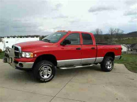 how does cars work 2003 dodge ram 3500 parking system buy used 2003 dodge 3500 srw cummins diesel 4x4 4 door only 109k miles no reserve in