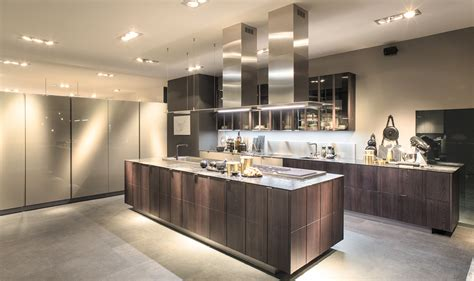 eurocucina 2016 new personalization in modern kitchens reflections from milan italy eurocucina 2016