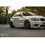 BMW E82 135i Looks Mighty On PUR Wheels  Autoevolution