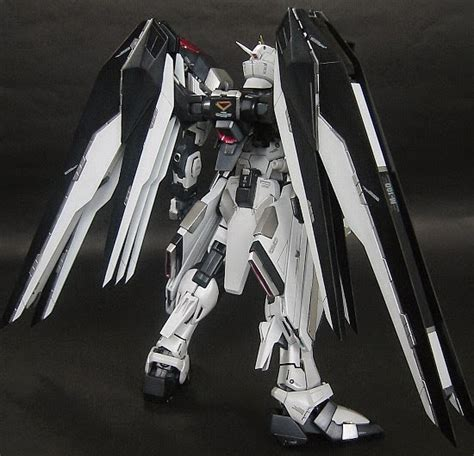 Diskon Acrysion N 2 Black Model Kit Gundam custom build mg 1 100 freedom gundam quot black quot gundam kits collection news and reviews