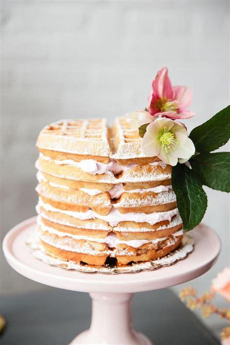 como decorar waffles brunch weddings delicious economical way to celebrate