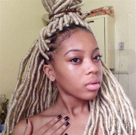 artificial dreadlock hairstyles hair accessory black girls killin it beautiful natural