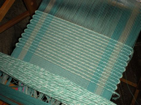rug weaving looms weaving placemats on my rigid heddle loom cotton clouds talk