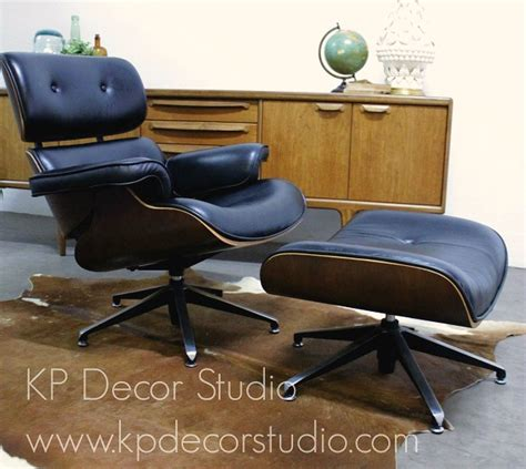 Eames Chair And Ottoman Sillon Eames Lounge Chair And Ottoman Vitra Ref S13