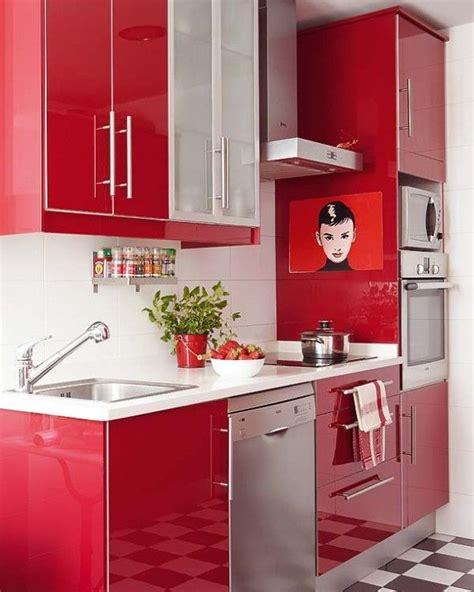 red and white kitchen designs cozinhas decoradas reciclar e decorar blog de decora 231 227 o