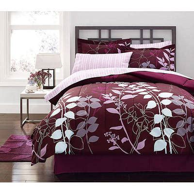 walmart bed in a bag hometrends orkaisi bed in a bag walmart com for the