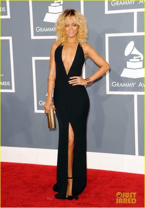 Grammy Awards Rihanna by Rihanna Grammys 2012 Carpet Photo 2628246 2012