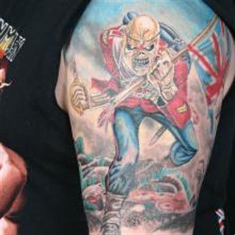 black and grey union jack tattoo big tattoo planet eddie big tattoo planet