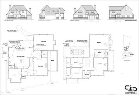 cad house plans architectural design cedeon design