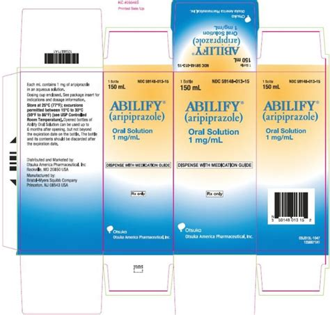 Abillify Dismelct 10mg Dan 15 Mg abilify fda prescribing information side effects and uses
