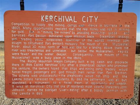 less beaten paths of america unique town names volume 1 books kerchival city historical sign less beaten paths of