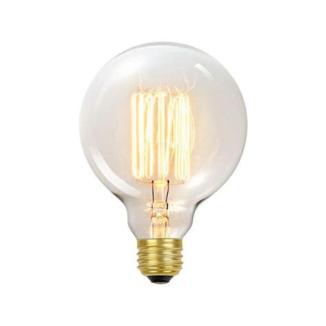 Lu Edison Classic Led 8watt philips 60 watt incandescent a19 garage door light bulb 2