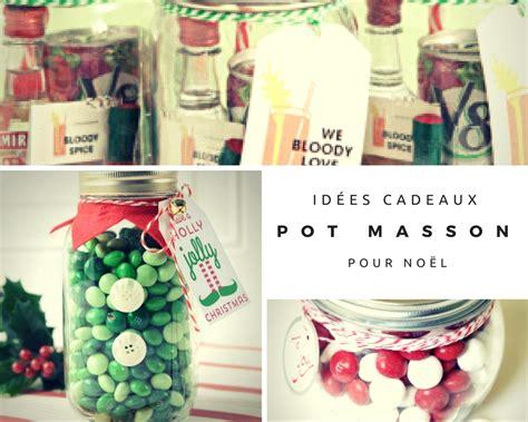 De Noel En Pot by Cadeaux De No 235 L Dans Un Pot Masson Id 233 Es Cadeaux Id 233 Ales