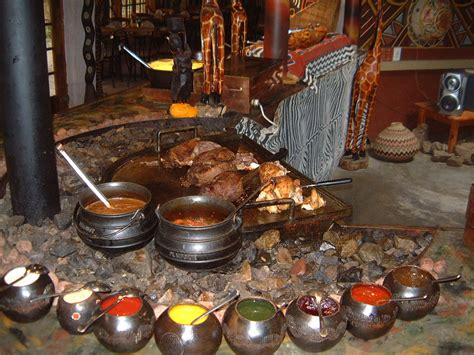 culture cuisine half day lesedi cultural tour jenman safaris