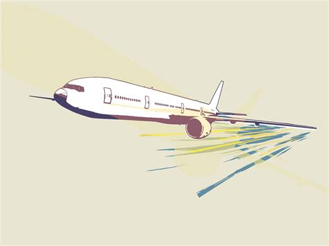 powerpoint themes aviation a plane illustration powerpoint templates car