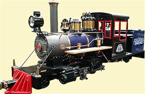 Backyard Railroads Sandy River Forney Narrow Gauge Steam Locomotive By Rmi