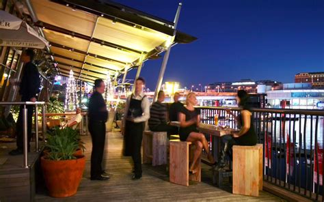 top roof bar rooftop bars roof top bar at coast sydney 187 retail design blog