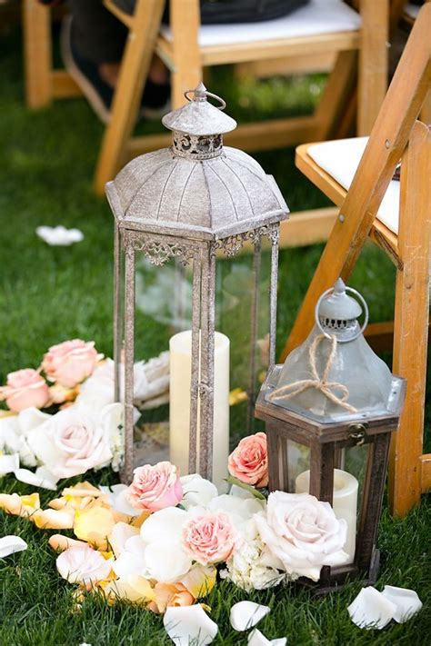 Wedding Aisle Decorations With Lanterns by 27 Creative Lanterns Wedding Aisle Decor Ideas Deer