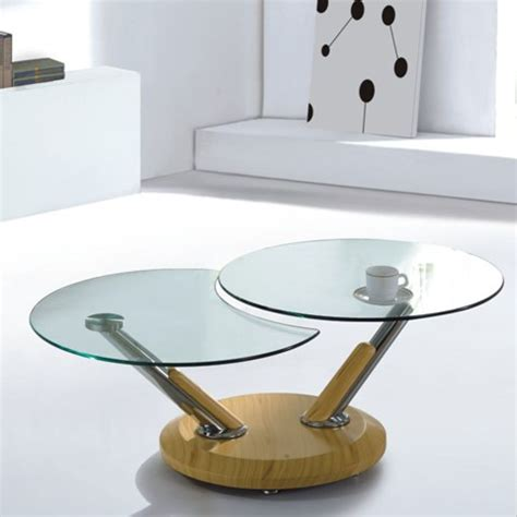 glasses coffee table design ideas of glass coffee table glass and wood coffee