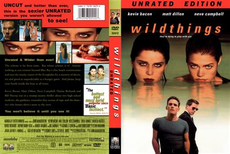 unrated video wild things unrated movie dvd custom covers 349wild