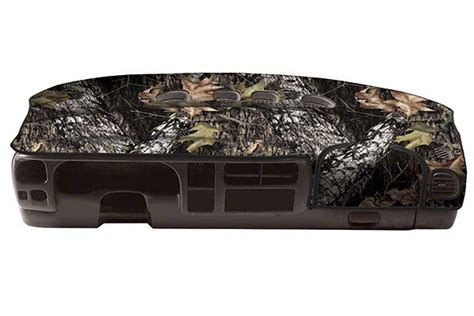 Camo Cover by Coverking Mossy Oak Camo Dashboard Cover Best Price On