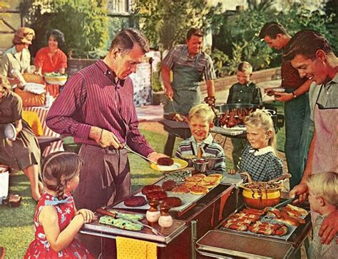vintage backyard party 4 steps to becoming a bbq party master rooster magazine