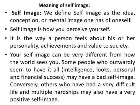 meaning of selves llb i ecls u 5 presentation skills i