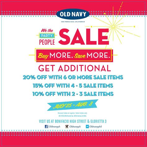 old navy coupons aug 2014 old navy philippines manila on sale
