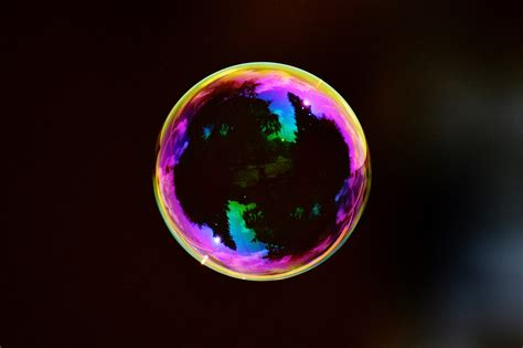 colorful bubbles bitcoin boon or