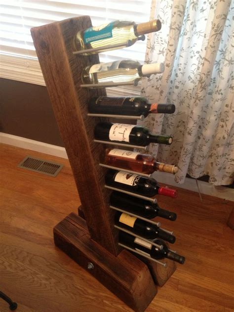 upcycled wine rack 17 best images about wine time on industrial