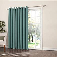 Patio Door Curtains Bed Bath Beyond Window Curtains Drapes Grommet Rod Pocket More Styles Bed Bath Beyond