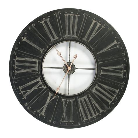 giant clocks buy giovanni large 80cm wall clock purely wall clocks