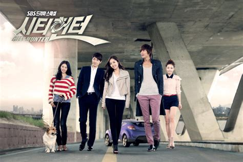 film korea city hunter city hunter 시티헌터 drama picture gallery hancinema