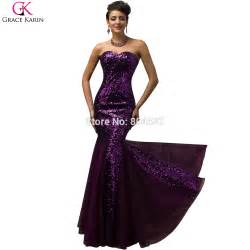 Mermaid wedding party formal evening gowns prom dresses night dress