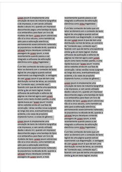 Word: Como dividir textos em colunas