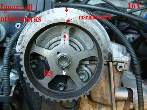 2790 Rantai Timing Suzuki X 1995 geo tracker timing marks need help with install timing and balancer removal suzuki