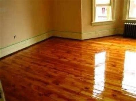 natural method to make your hardwood floor shine refinishing pro