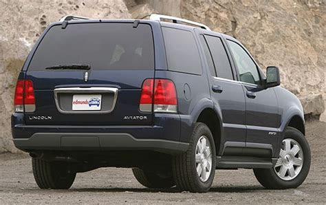 books on how cars work 2005 lincoln aviator engine control used 2005 lincoln aviator for sale pricing features edmunds