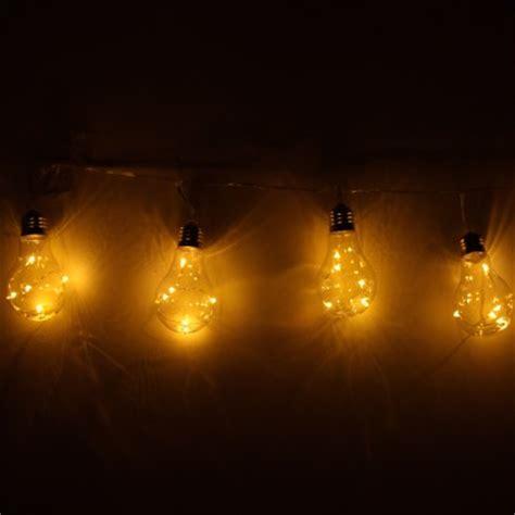 Warm Solar Lights Solar Light Bulb Warm White Lights
