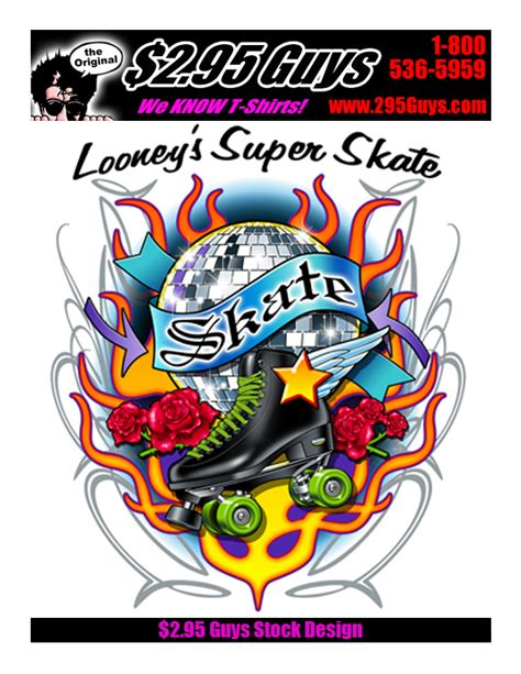 Design T Shirt Rollerblade | stock design printed t shirts our skate gallery 295guys