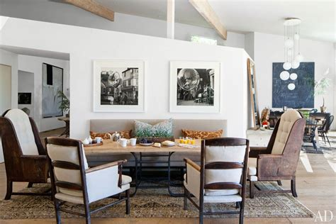 patrick dempsey house dining area