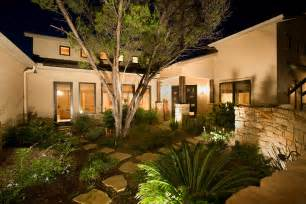 How To Place Landscape Lighting Strategic Placement Of Landscape Lighting Sensible Solar Power