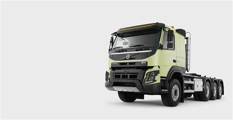 Volvo Fmx A True Construction Truck Volvo Trucks