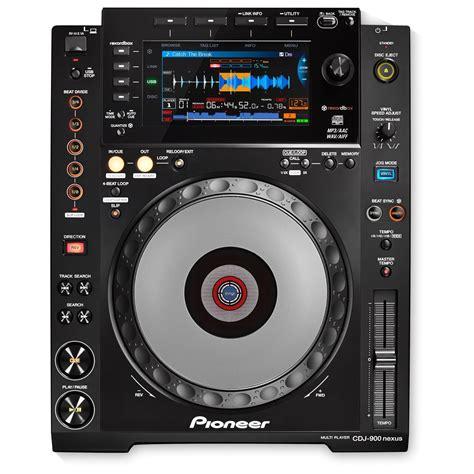 best pioneer cdj pioneer cdj 900nxs professional digital player at