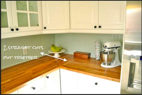 How To Install Kitchen Countertop by Fisherman S Furniture Diy Butcher Block Countertops