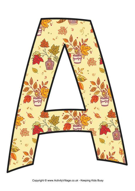 printable harvest letters thanksgiving letter a