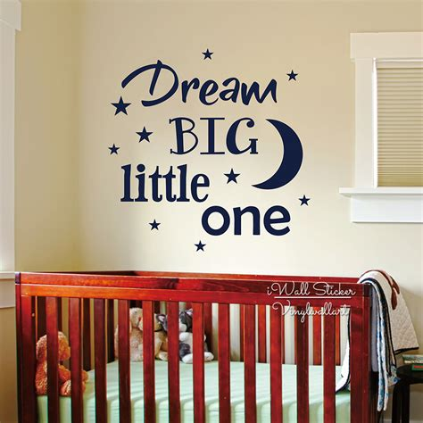 baby nursery wall stickers quotes aliexpress buy big one wall decal